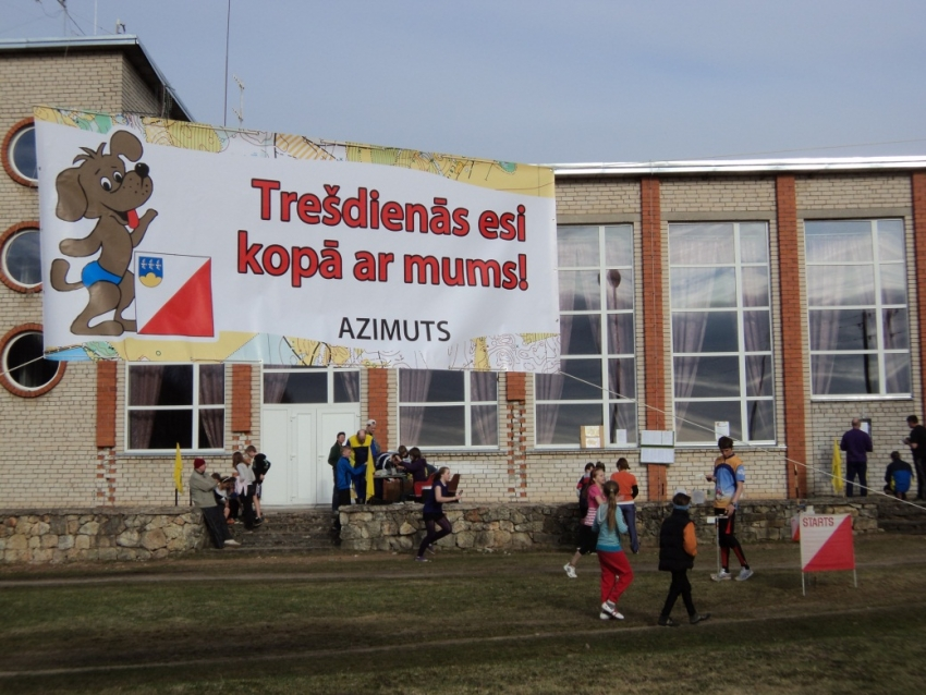 AZIMUTA SEZONAS KALENDĀRS 2019