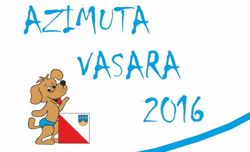 AZIMUTA VASARA 2016