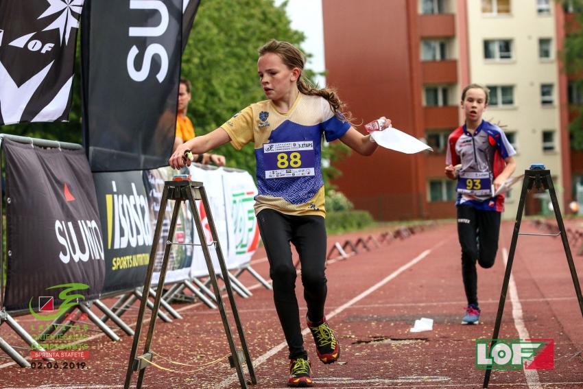 Latvijas čempionāts sprintā.