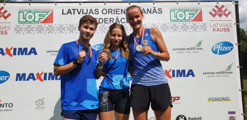 Latvijas čempionāts sprintā